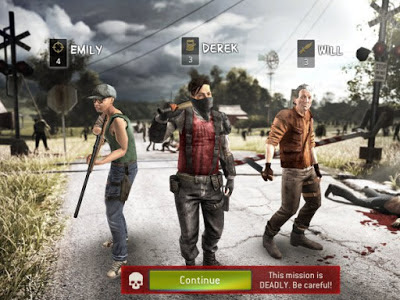 The Walking Dead No Man's Land V1.1.1.19 MOD Apk-screenshot-3