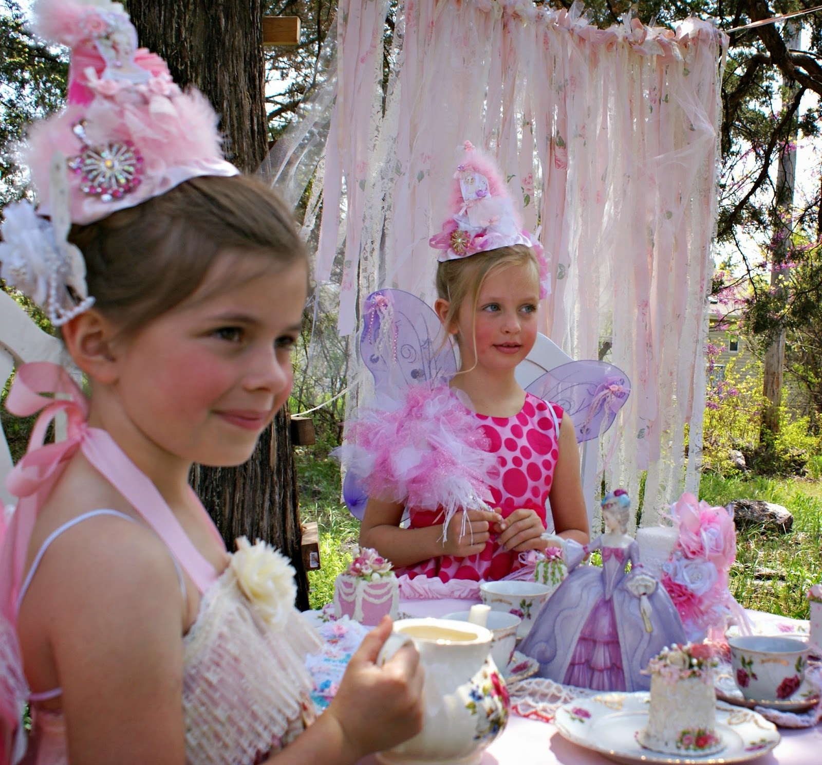 princess tea party s home princess garden tea 31203