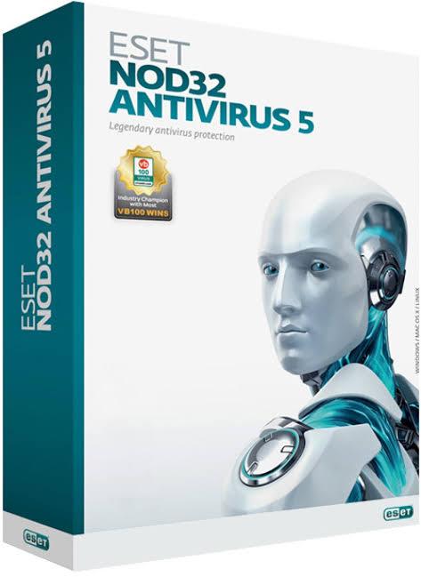 NAZ Infotech: ESET NOD32 Antivirus 10.1.219.1 (x64x86 ...