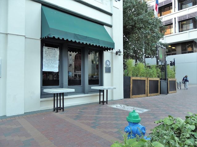 New Tex-Mex with patio coming at Sweeney, Coombs & Fredericks Building