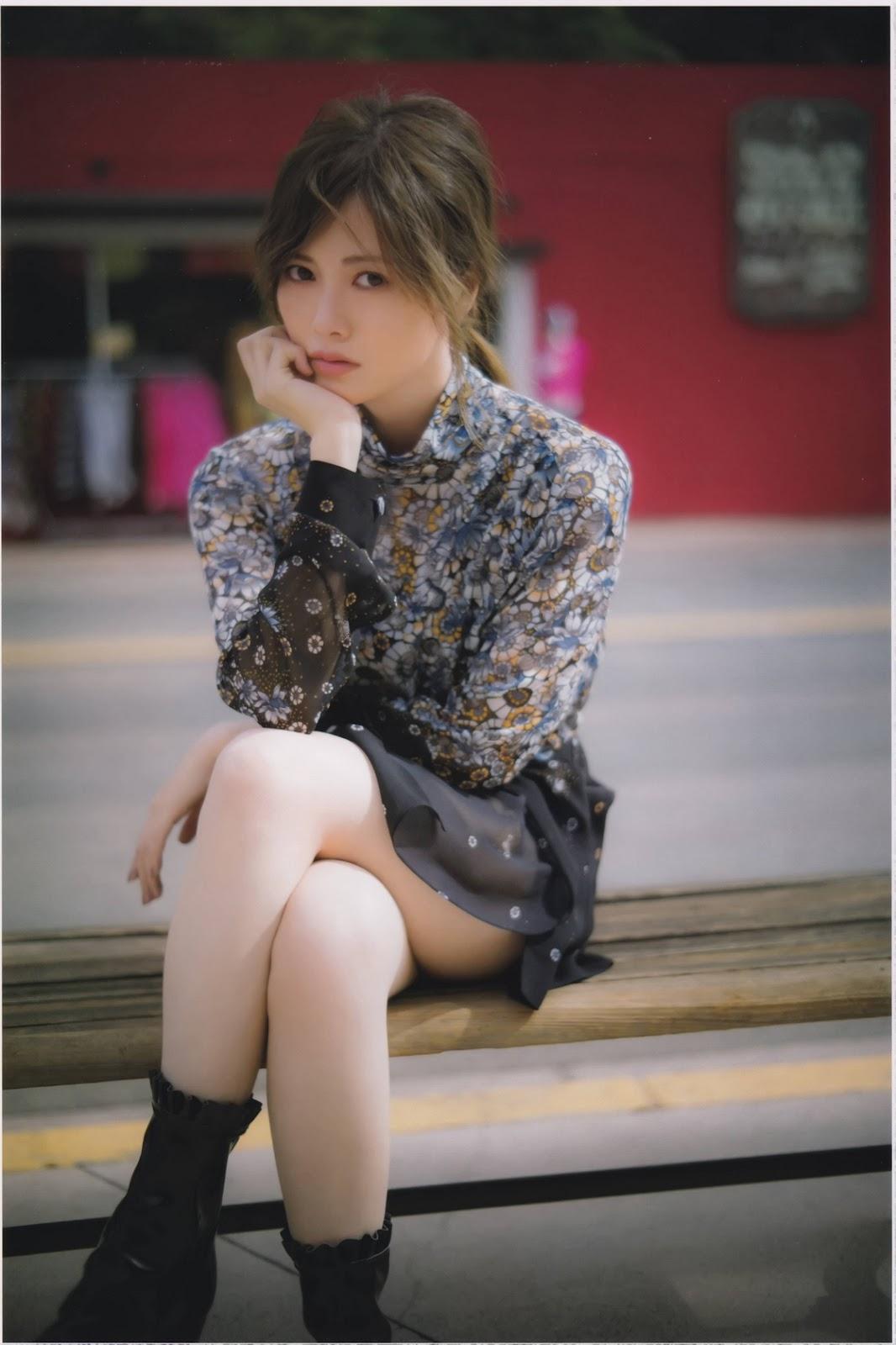"Shiraishi Mai 白石麻衣 Nogizaka46, Shiraishi Mai PhotoBook ""Passport"" (白石麻衣写真集 パスポート) Part04"