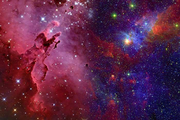 Tại sao mặc dù có mặt trời và rất nhiều ngôi sao mà ngoài không gian vẫn lạnh lẽo và tăm tối