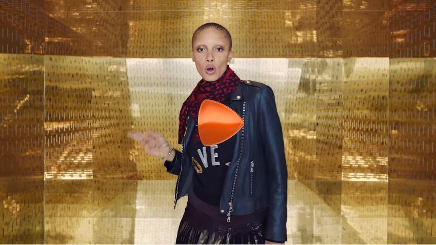 Modello e modella Zalando pubblicità Stile per questo Natale con Foto - Testimonial Spot Pubblicitario Zalando 2016