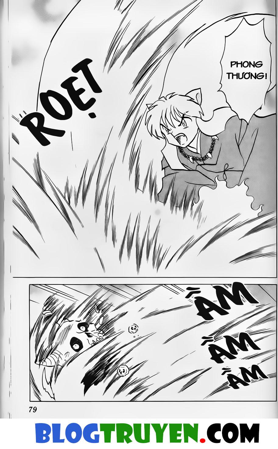 Inuyasha vol 39.5 trang 4