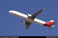 Airbus A321 / EC-JRE