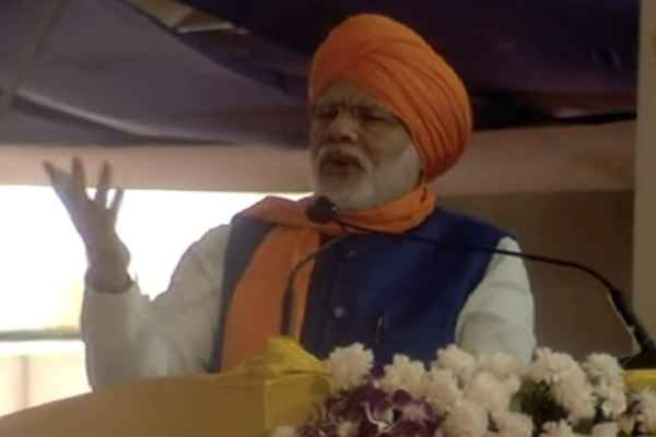 गुरु गोबिंद सिंह के पास वीरता के साथ साथ धीरता भी थी, हिंदुस्तान उन्हें हमेशा याद रखेगा: MODI