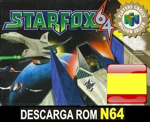 StarFox 64 By MarthAnimex (Español) en ESPAÑOL descarga directa