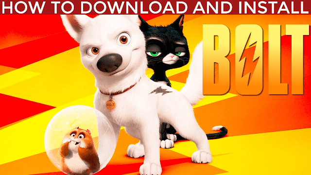 Link Download Game Disney Bolt (Disney Bolt Free Download)