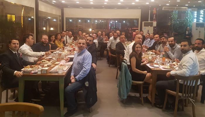 15 Ekim Pazartesi 2018-GITEX Akşam Yemeği
