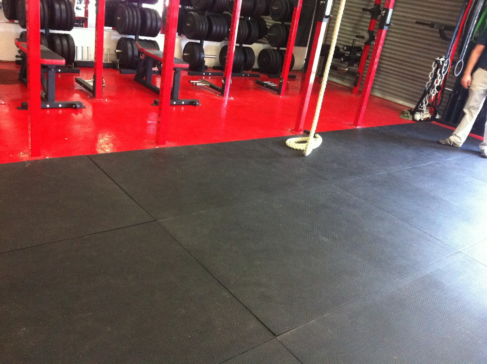 Rubber Flooring Is Used On A Large Scale All Over The World