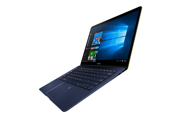 CES 2017:  Asus chính thức giới thiệu laptop ZenBook 3 Duluxe giá 1699 USD