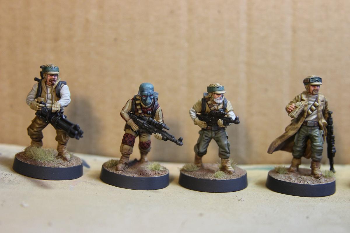 [Legion] Abregado Fusiliers - Fins Rebellen 2