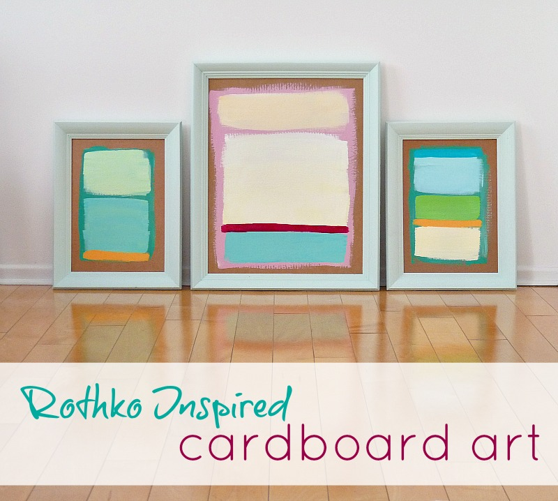 Rothko-Inspired Art in Minutes