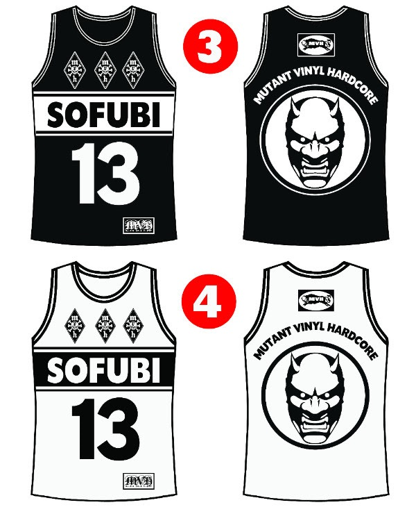 e02facfc456 The Blot Says...: Mutant Vinyl Hardcore Basketball Jerseys by New ...