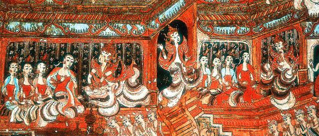 Bagan Mural Art
