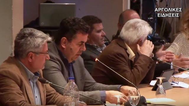 Δ. Κωστούρος στο ΠΕ.ΣΥ Πελοποννήσου: Η μαρίνα Ναυπλίου είναι ένα εθνικό έργο (βίντεο)