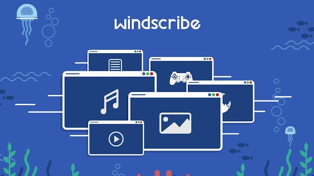 Windscribe Offers  50GB VPN Service Freely Monthly