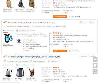 Proveedores Verificados Alibaba Productos