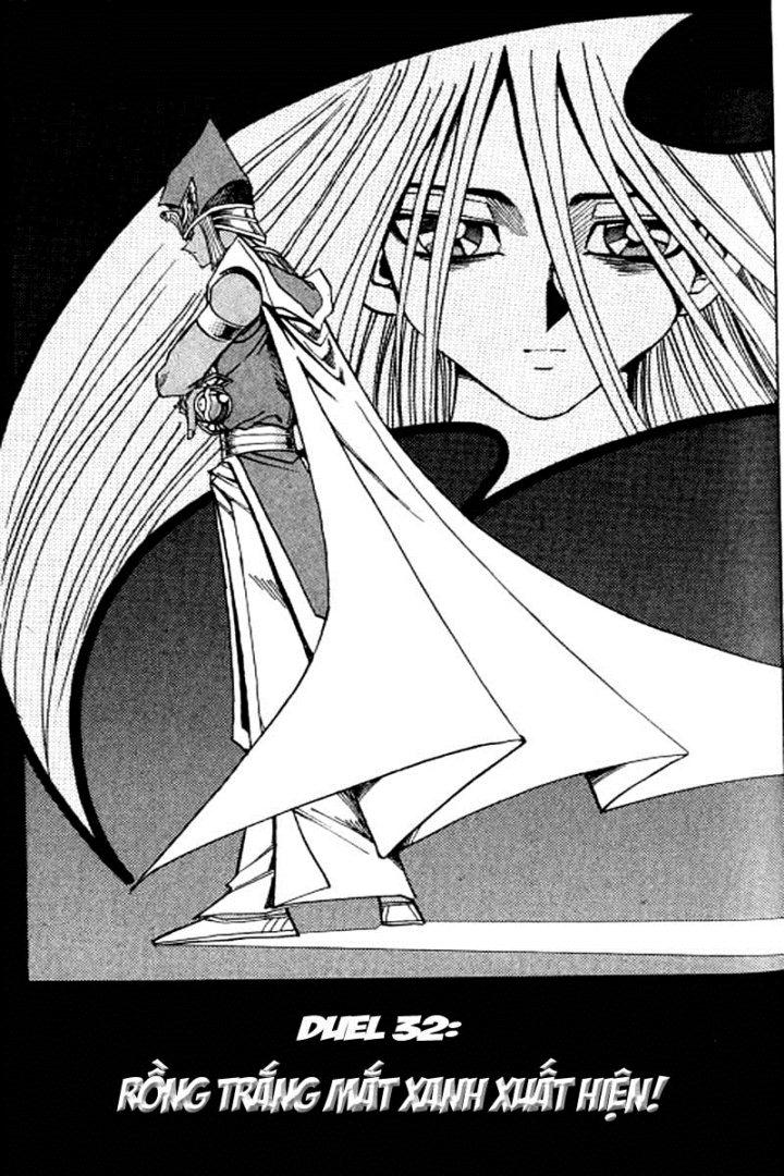 YUGI-OH! chap 310 - rồng trắng mắt xanh xuất hiện trang 1