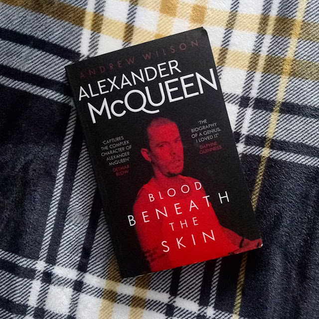 Alexander McQueen Bloody Beneath The Skin
