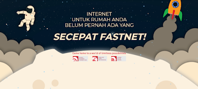 Paket Internet First Media FastNet
