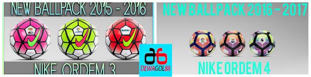 Bola Resmi Premier League,Serie A ,Dan La Liga Mempunyai Tampilan Baru