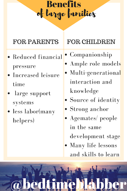 bedtimeblabber_benefits of large families
