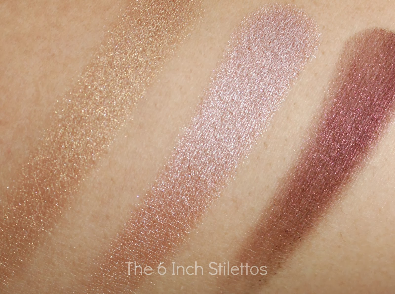 First Look: Bourjois Colour Edition 24H Eyeshadows ~ The 6 Inch ...