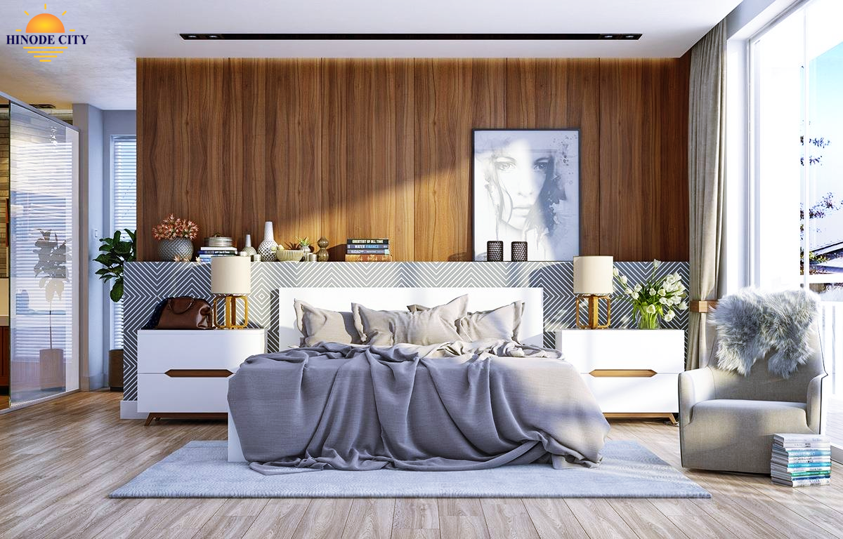 Thiết kế căn hộ đẳng cấp của dự án Hinode City Minh Khai