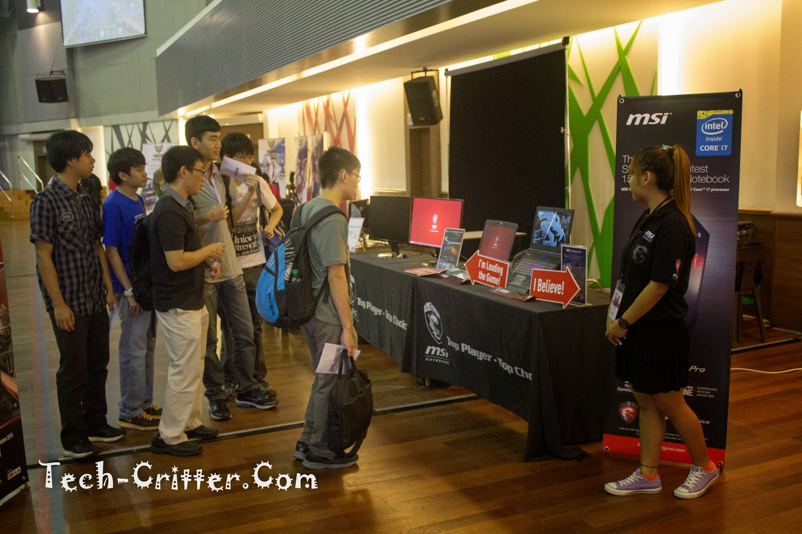 Coverage of PLAY! Convention @ KDU College 172