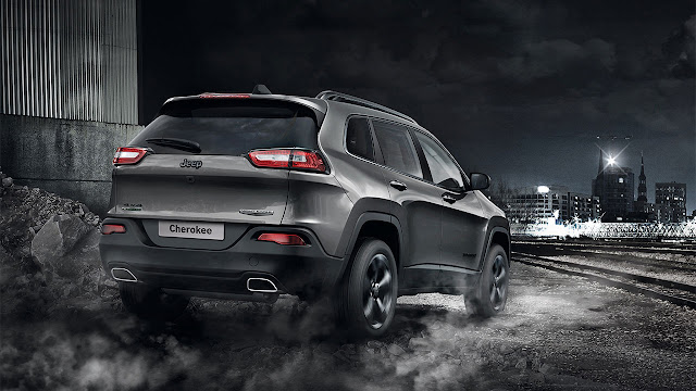 Jeep announces new Cherokee Night Eagle Limited Edition