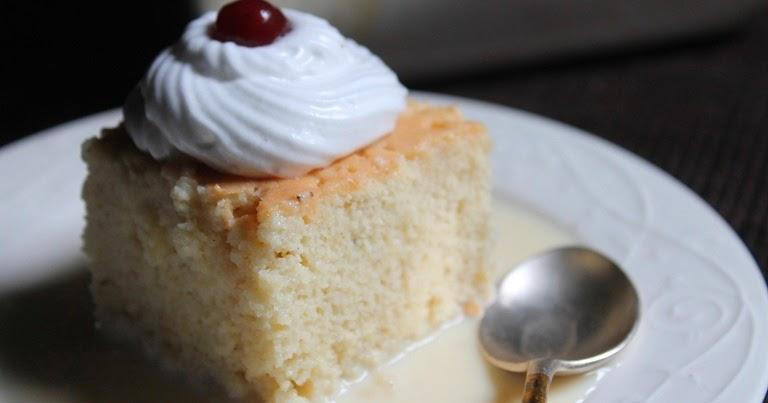 YUMMY TUMMY: Tres Leches Cake Recipe - Three Milk Cake Recipe