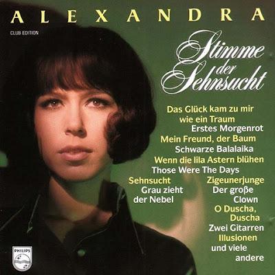 Alexandra - Stimme der Sehnsucht [Club Edition] 1992