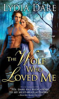 Guest Review: The Wolf Who Loved Me by Lydia Dare