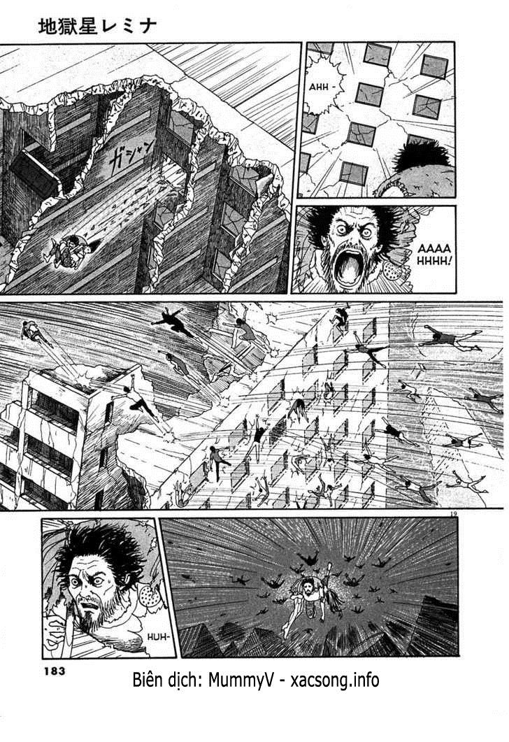 Jigokusei Lemina chap 5 trang 17