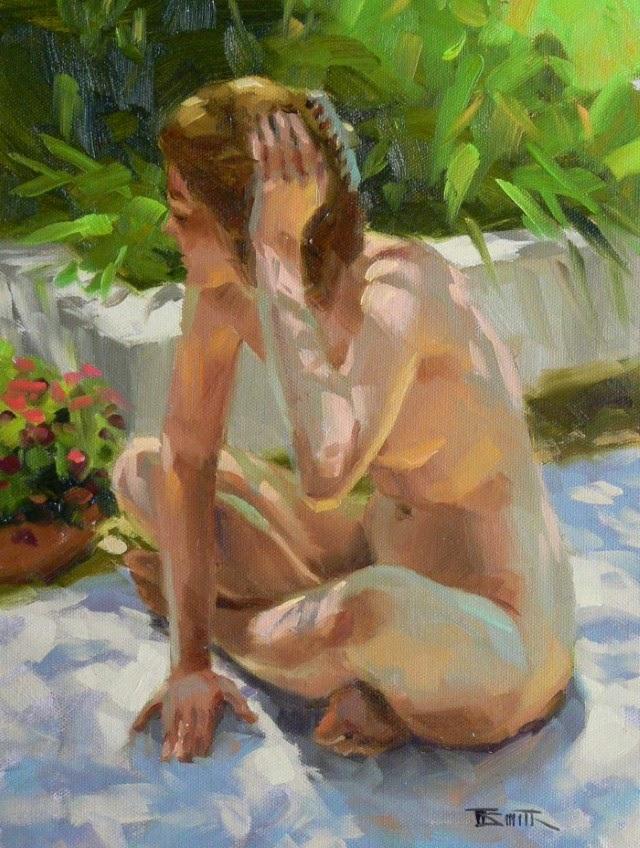 Американский художник. Todd Smith
