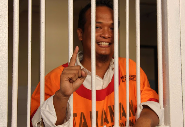 MasyaAllah, Ranu Ubah Penjara jadi Ladang Dakwah, Salah Satu Santrinya Muallaf