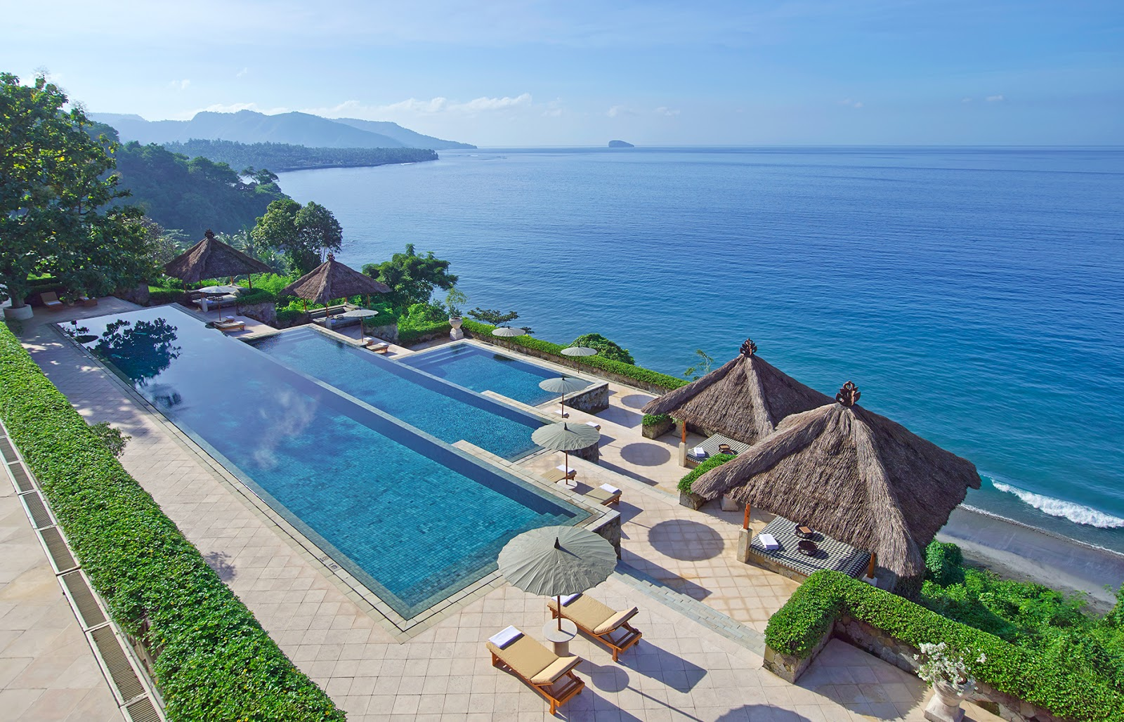 Passion For Luxury : AMANKILA RESORT BALI INDONESIA