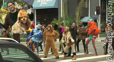Crosswalk the Musical: The Lion King