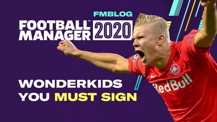 Football Manager 2020 Wonderkids You Must Sing