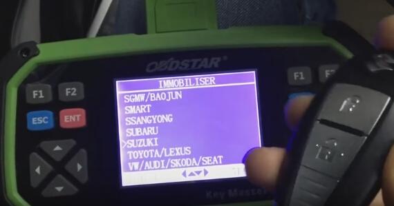 Select Suzuki