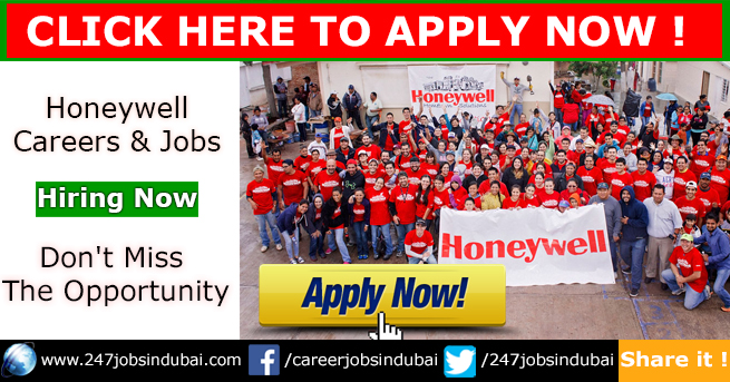 Multiple Job Vacancies and Careers at Honeywell Jobs