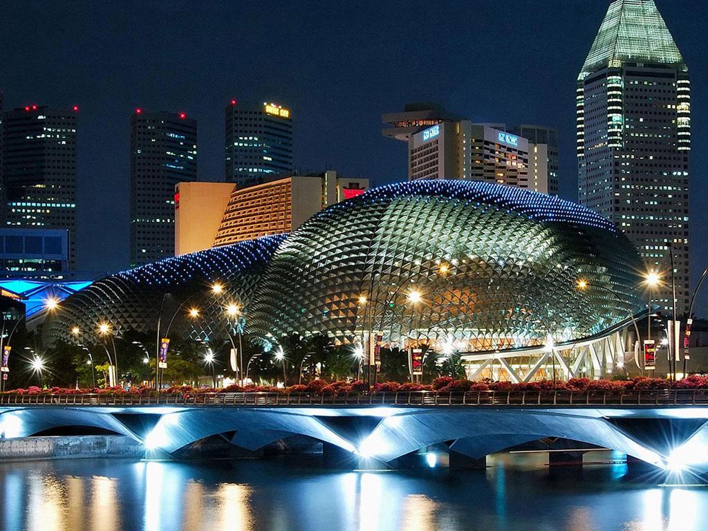 Gambar Kota Singapura  Gambar Con