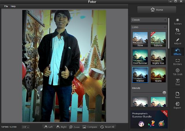 Fotor 2.0 phần mềm chỉnh hiệu ứng ảnh tốt nhất để up lên facebook