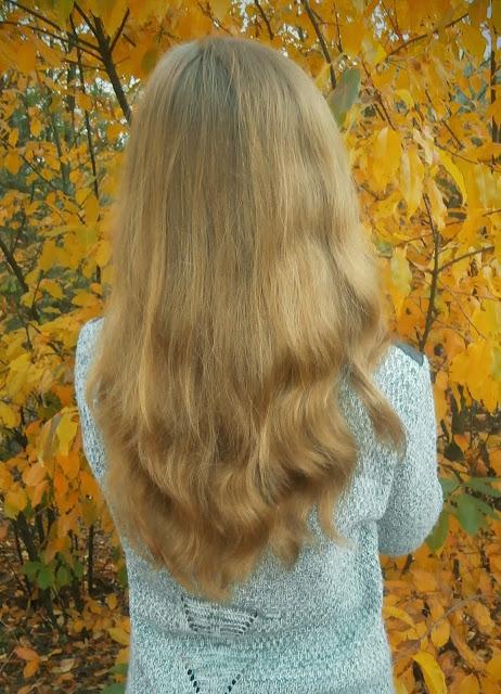 Październikowe podsumowanie stanu włosów / 2 miesiące po encanto