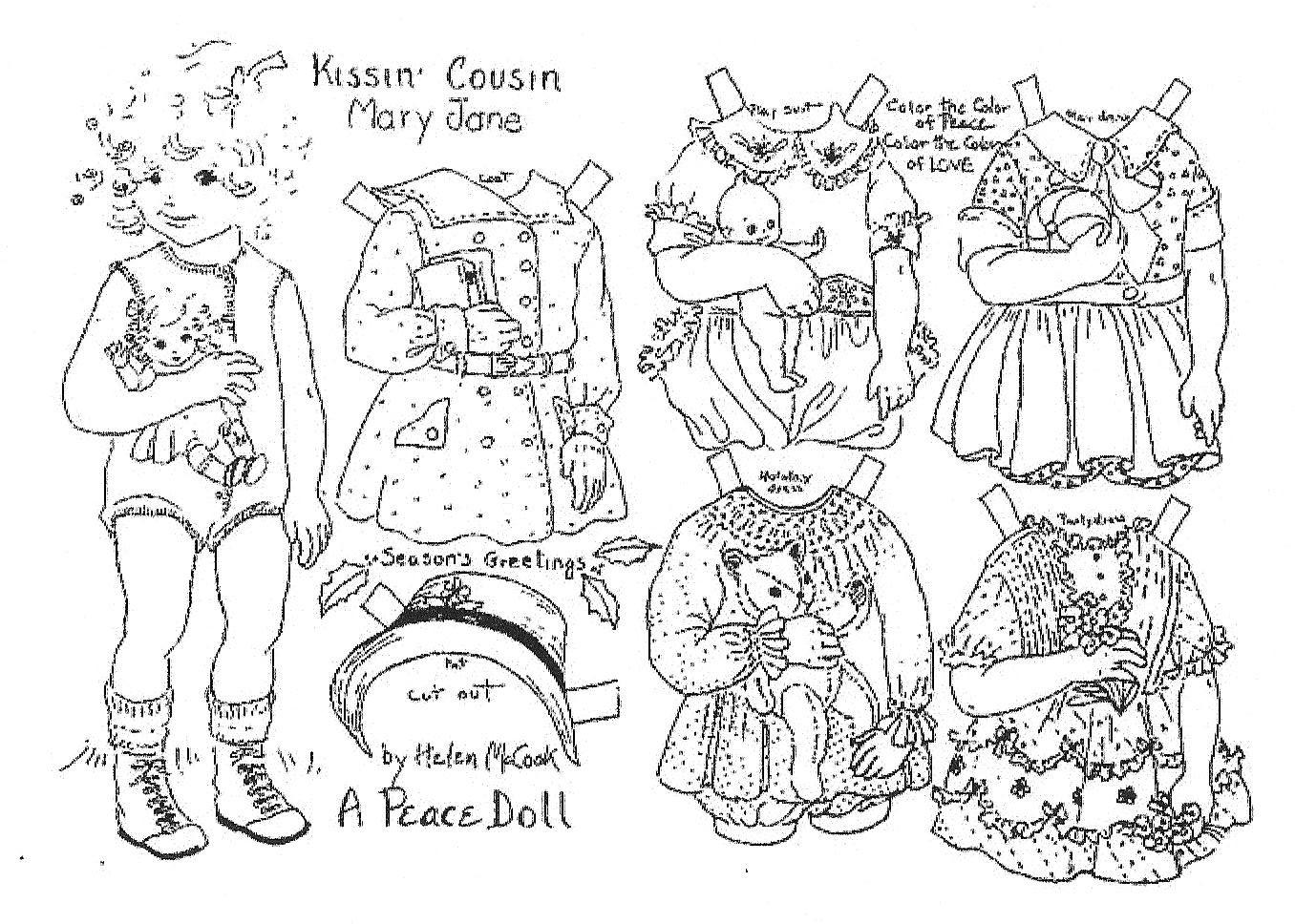 Mostly Paper Dolls: June 2011