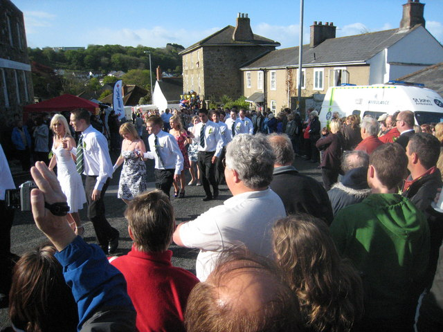 1a9a4dd9cfefd Introduction to Saint Columb silver ball hurling article, mentioning Flora  Day at Helston