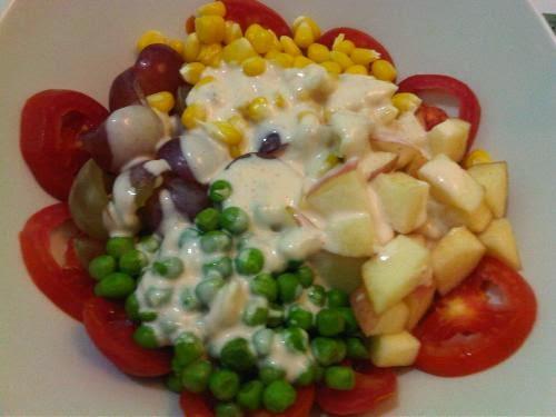 Resep Salad Buah dan Sayur Sehat Segar