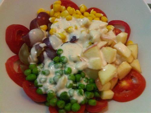 Resep Salad Buah dan Sayur
