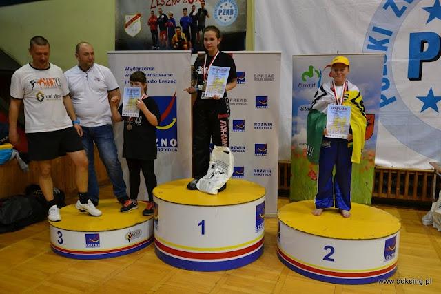 """Medale zawodników Akademii Zwycięzcy z SKF """"BOKSING"""" Zielona Góra na MP w Lesznie 2016!"""